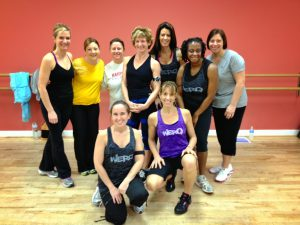 WERQ Master Class in Maryland